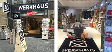 WERKHAUS Shop Braunschweig