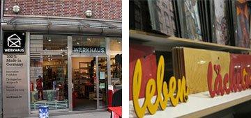 WERKHAUS Shop Hamburg City