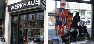 WERKHAUS Shop Berlin Mitte