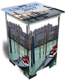 Photohocker gleiche Seiten Venedig