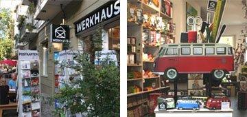 WERKHAUS Shop Berlin Prenzlauer Berg
