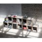 Preview: Sideboard aus Holzkisten | Regalsystem WERKBOX