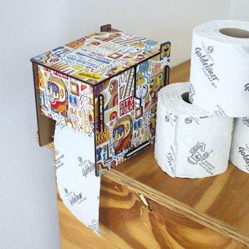 Klopapier Box