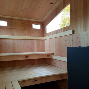 Sehr Outdoor-Sauna | destinature | WERKHAUS Online-Shop CD89