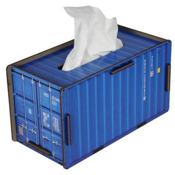 Container - Tissue-Box