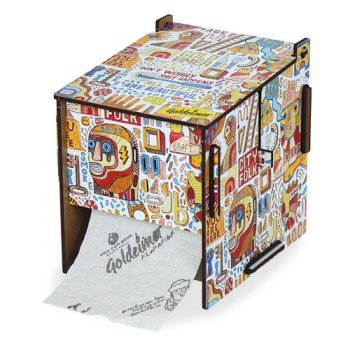 Klopapier-Box