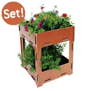 Set A - Vertical Garden
