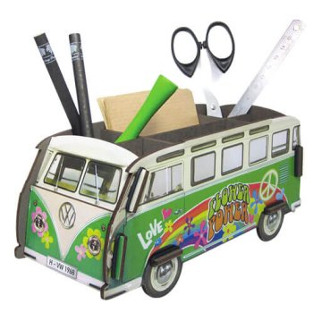 Stiftebox VW T1 - Hippie