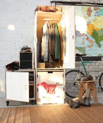 werkhaus online shop schublade kleiderschrank. Black Bedroom Furniture Sets. Home Design Ideas