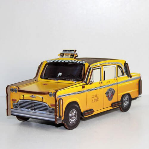 New York Taxi - Stiftebox