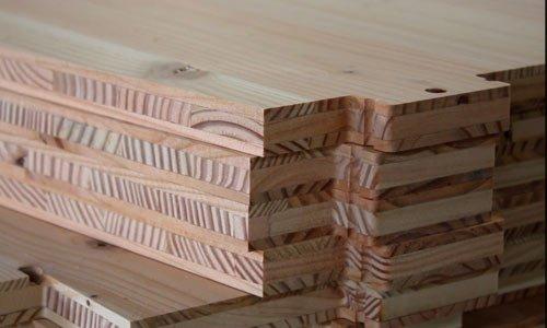 Holz aus nachhaltiger Forstwirtschaft