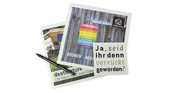 Werkhaus Kataloge