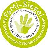 Das FaMi-Siegel für Familienfreundlichkeit