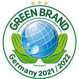 WERKHAUS wurde erneut als Green Brand ausgezeichnet