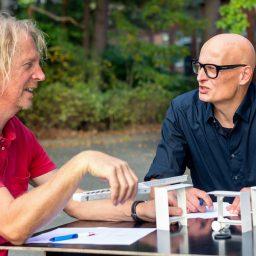 Holger Danneberg und Prof. Andreas Mühlenberend