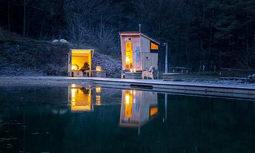 destinature Sauna